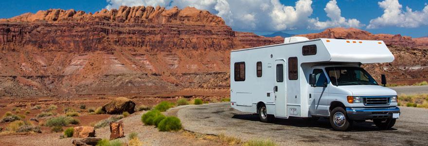 Achat de camping car intégral