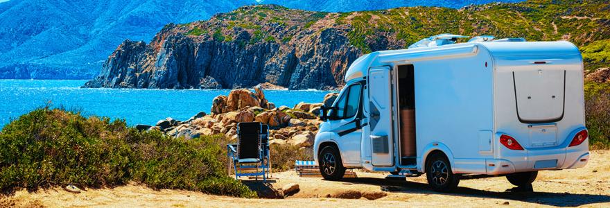 Vacances en camping à Brem sur Mer